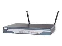Cisco CISCO1811W AG A K9 1811W Integrated Services Router - rout