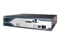Cisco CISCO2821-HSEC/K9 2821 Security Bundle - router