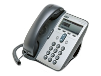 Cisco IP Phone 7912G - VoIP phone - SCCP, SIP