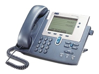 Cisco CP 7940G CH1 IP Phone 7940G - VoIP phone - with 1 x user l