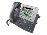 Cisco Unified IP Phone 7945G - CP-7945G VoIP phone - SCCP, SIP -