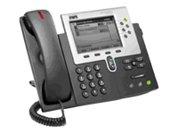 Cisco CP 7961G CH1 IP Phone 7961G VoIP phone with 1 x user l - Click Image to Close