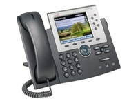Cisco Unified IP Phone 7965G - CP-7965G VoIP phone - SCCP, SIP -