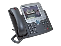 Cisco CP 7970G CH2 IP Phone 7970G - VoIP phone - with 1 x user l - Click Image to Close