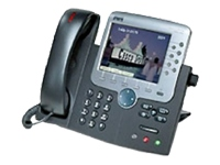 Cisco CP 7971G GE CH1 IP Phone 7971G GE VoIP phone with 1 x