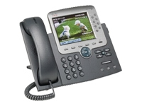 Cisco Unified IP Phone 7975G - CP-7975G VoIP phone - SCCP, SIP -