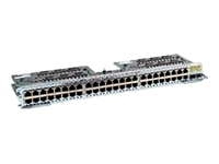 Cisco NME-XD-48ES-2S-P EtherSwitch Service Module - switch - 48
