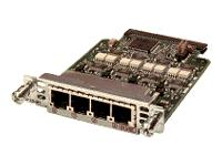 Cisco VIC2 4FXO= voice interface card - FXO