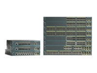 Cisco Catalyst 2960-24PC-L - Switch - 24 ports - EN, Fast EN