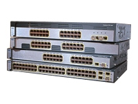 Cisco WS-C3750-48TS-S Catalyst 3750 SMI - switch - 48 ports