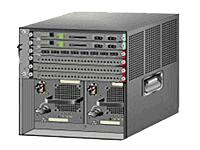 Cisco Catalyst 6506-E - Switch - WS-C6506-E - 12U
