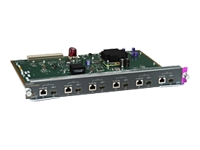 Cisco WS X4506 GB T= expansion module 6 ports