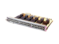Cisco WS-X4548-GB-RJ45= Line Card expansion module - 48 ports
