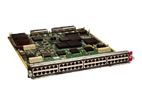 Cisco - Switch - 48 ports WS-X6548-GE-TX - EN, Fast EN, Gigabit