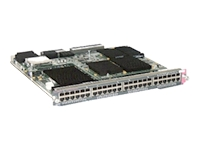 Cisco - Expansion module - WS-X6748-GE-TX EN, Fast EN, Gigabit E
